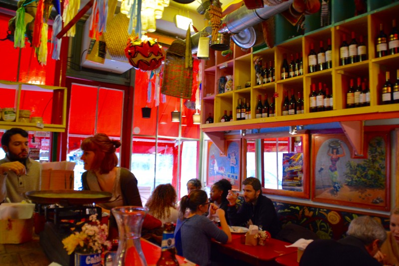 Restaurant Mexicain à Paris