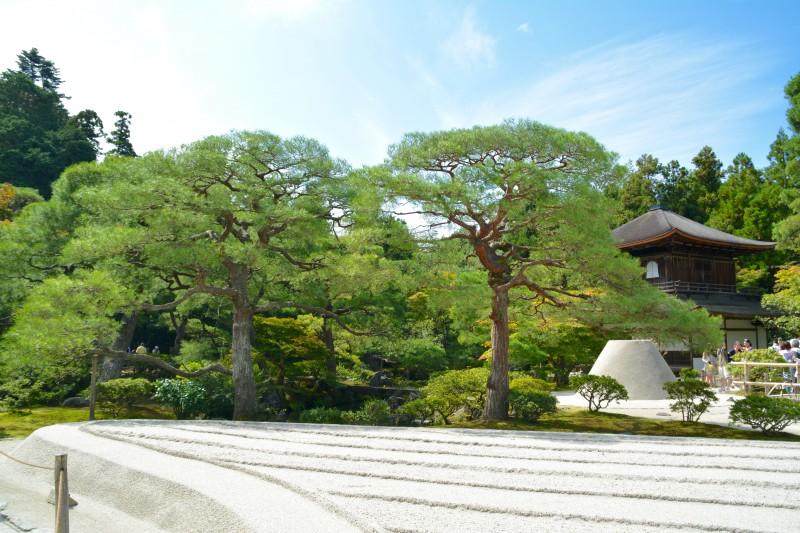 Ginkaku-ji - Le palais d'argent