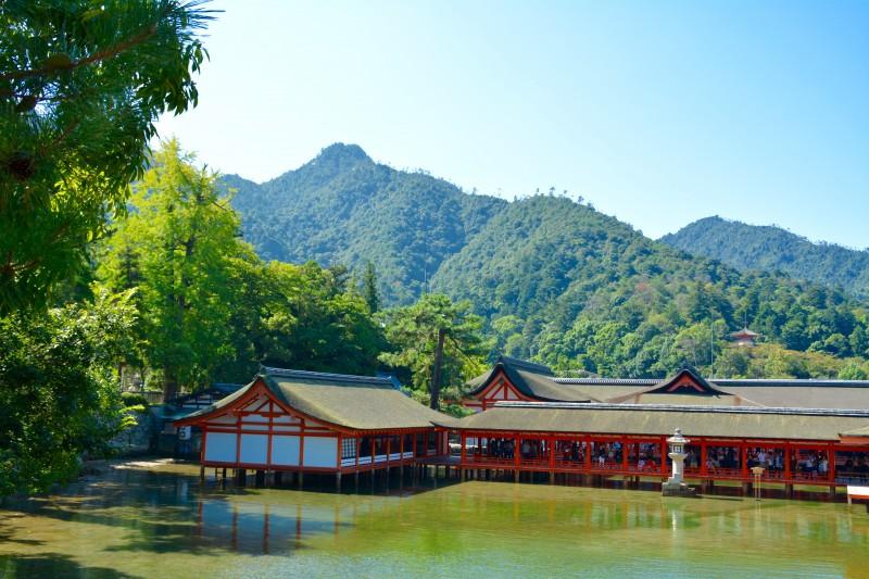 Temple de Miyajima