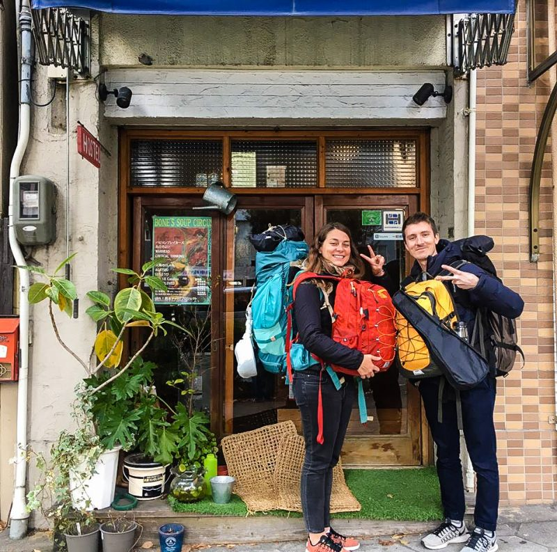 Auberge Tani9 Backpackers - Osaka