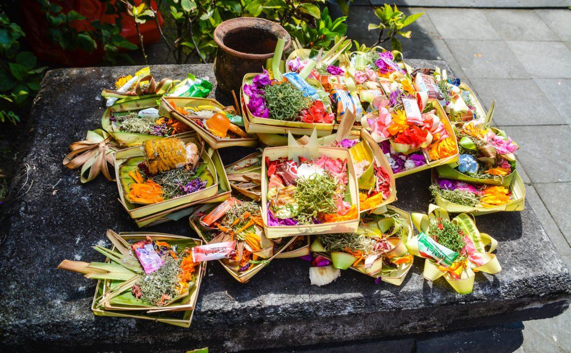 Offrande Bali